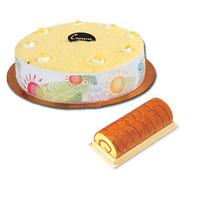 고구마생크림+롤케익
